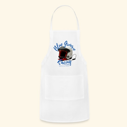 BGR Helmet - Adjustable Apron