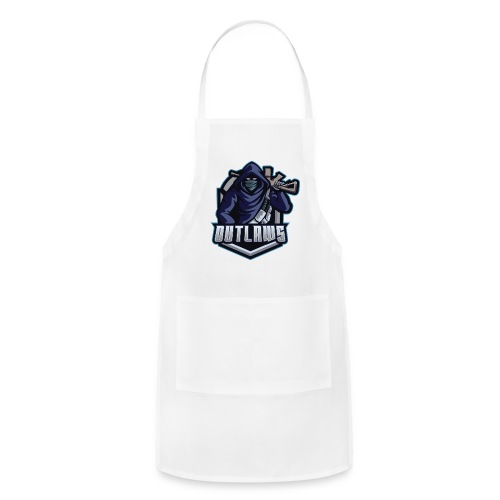 Outlaws Gaming Clan - Adjustable Apron