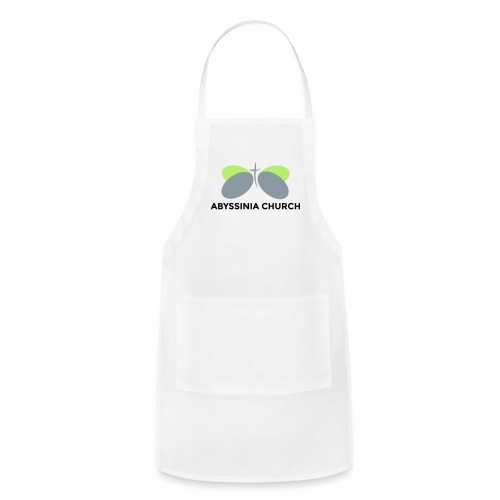 Abyssinia Baptist Church - Adjustable Apron