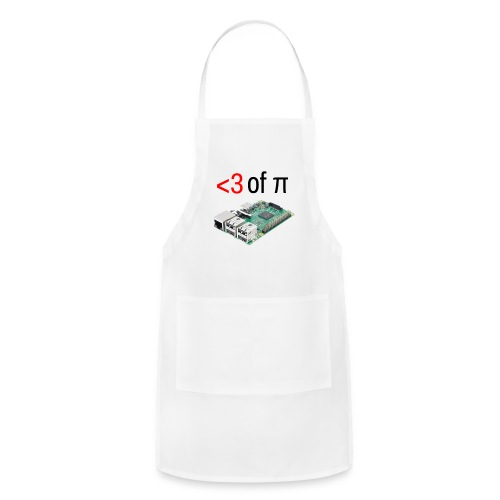 Life of Raspberry Pi 2 - Adjustable Apron
