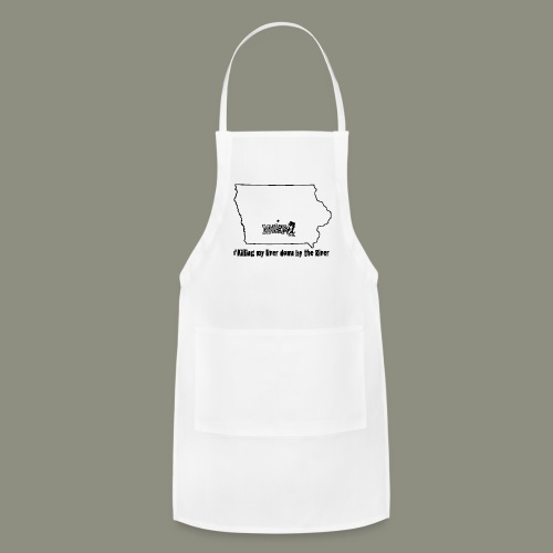 river black - Adjustable Apron