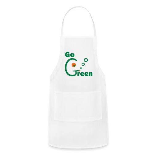 Go Green - Adjustable Apron