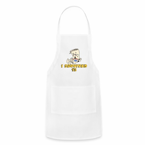 I Survived 45 - Adjustable Apron