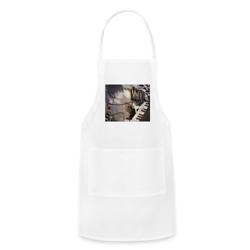 Dark Piano 1 - Adjustable Apron
