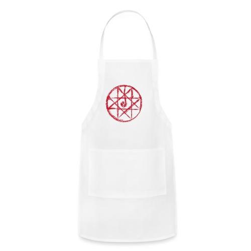 Alchemist - Transumtation Circle - Blood Seal Tee - Adjustable Apron