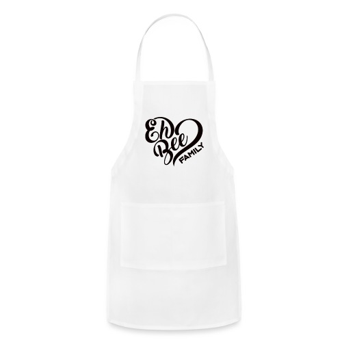 EhBeeBlackLRG - Adjustable Apron