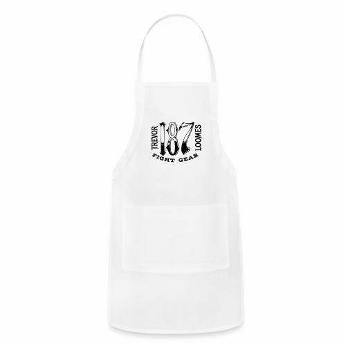 Trevor Loomes 187 Fight Gear Street Wear Logo - Adjustable Apron