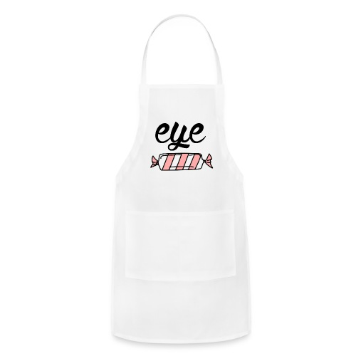 Eye Candy - Adjustable Apron