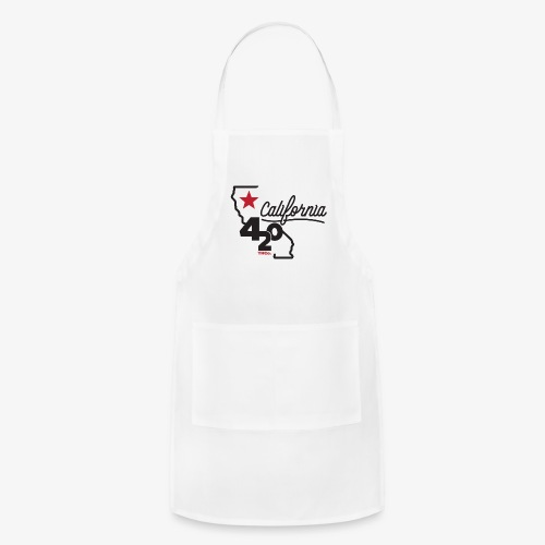 California 420 - Adjustable Apron