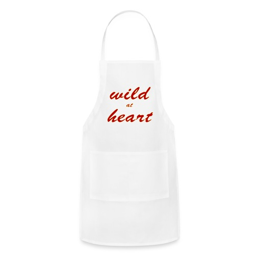 wild at heart - Adjustable Apron