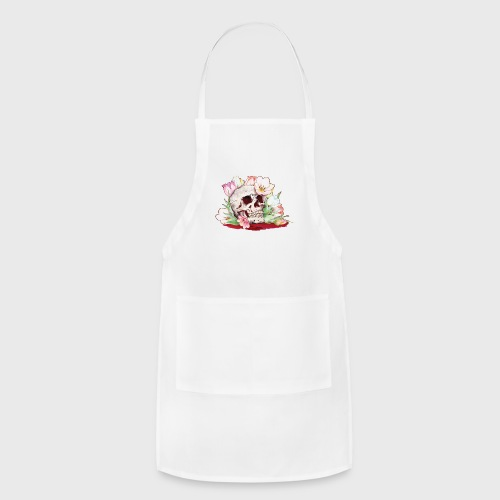 My Favorite Murder Skull - Adjustable Apron