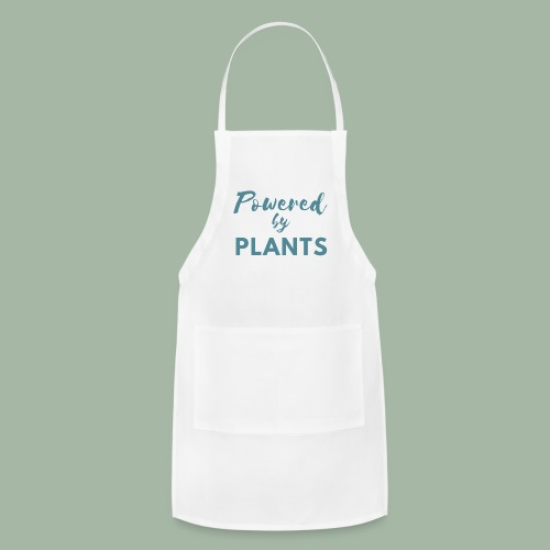Powered by Plants - Adjustable Apron