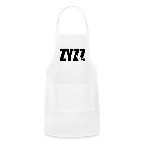 Zyzz text - Adjustable Apron