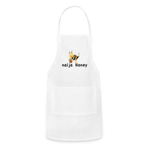 naija honey... - Adjustable Apron