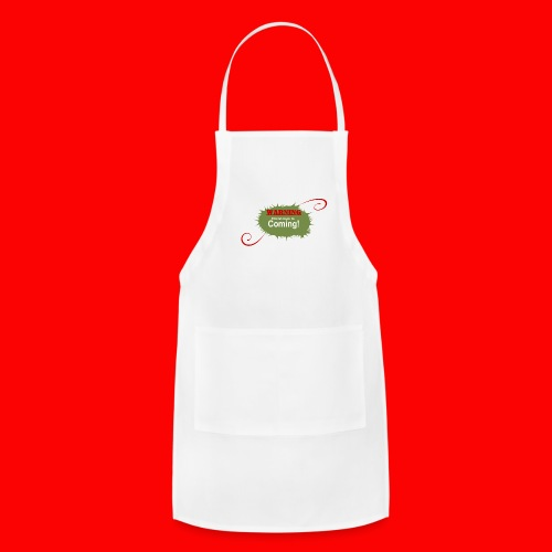 Christmas_is_Coming - Adjustable Apron