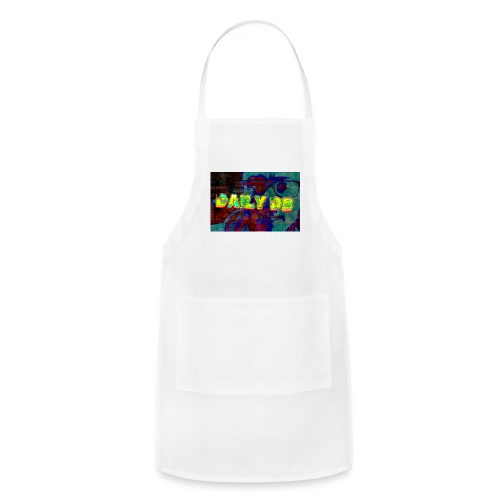 daily db poster - Adjustable Apron