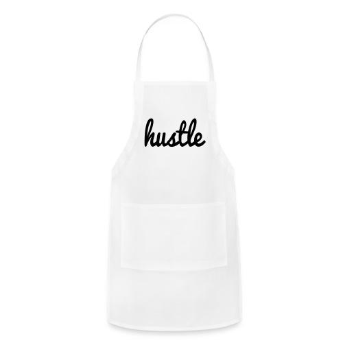 hustle vector - Adjustable Apron