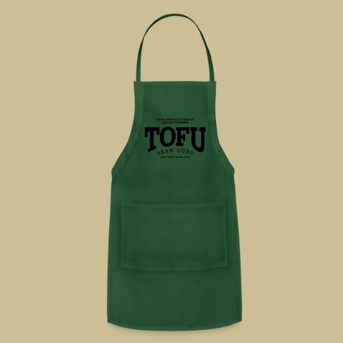 Tofu (black) - Adjustable Apron