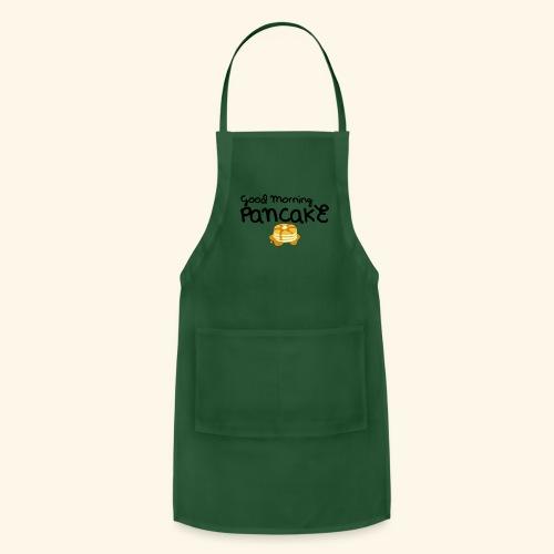 Good Morning Pancake Mug - Adjustable Apron
