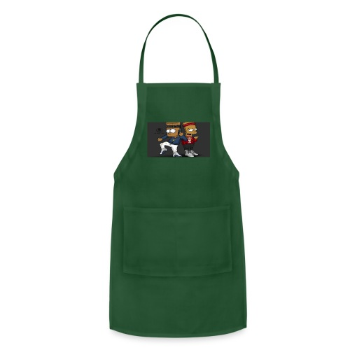 Sweatshirt - Adjustable Apron