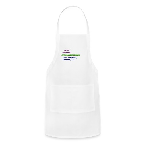 Holliday Merch - Adjustable Apron