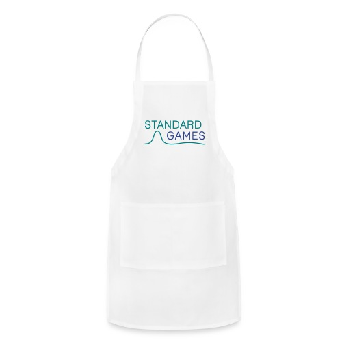 standardgames-logo-hat - Adjustable Apron