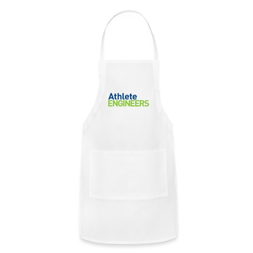 Athlete Engineers - Stacked Text - Adjustable Apron
