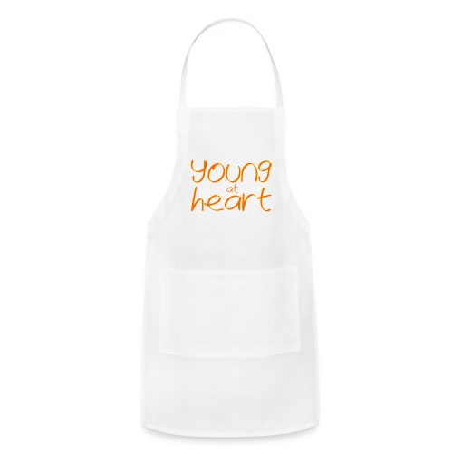 young at heart - Adjustable Apron