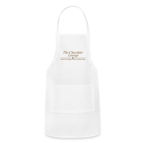 The Chocolate Lounge T shirt design 1 - Adjustable Apron