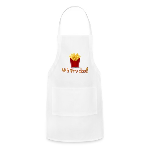 Extra Love French Fries Day 1 - Adjustable Apron