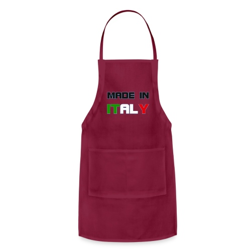 Made in Italy - Adjustable Apron