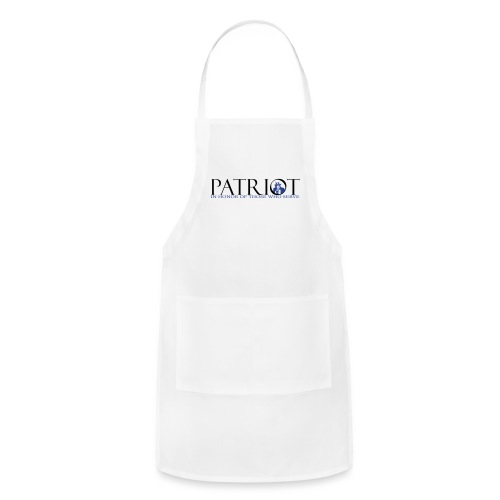 PATRIOT_SAM_USA_LOGO - Adjustable Apron