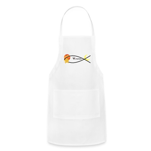 PEZ, FISH, LUNA, MOON, STAR, ESTRELLA - Adjustable Apron
