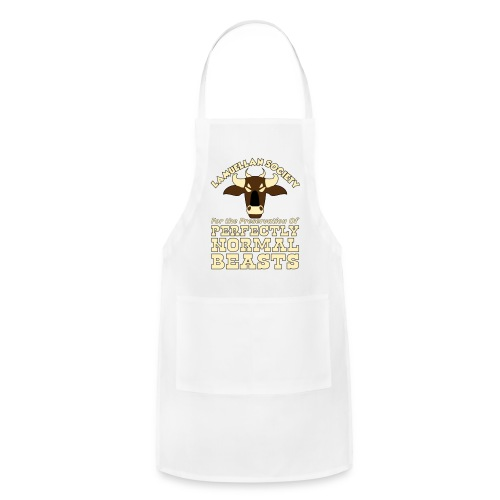 Perfectly Normal Beasts - Adjustable Apron