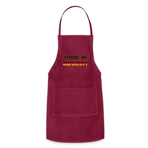Made in Germany - Adjustable Apron