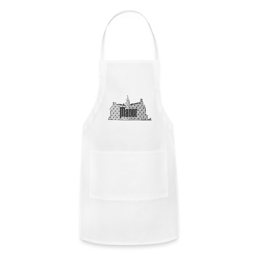 Mind Your Manors - Adjustable Apron
