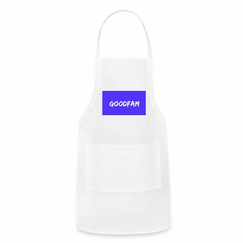 GoodFam Text Image - Adjustable Apron