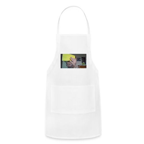 the paper golden shirt - Adjustable Apron