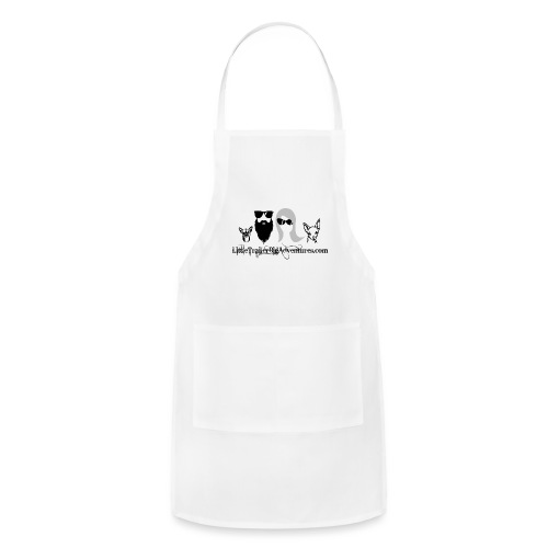 LTBA Heads Logo - Adjustable Apron
