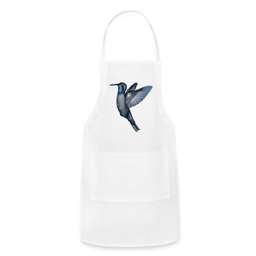 Hummingbird in flight - Adjustable Apron