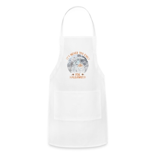 Never To Early - Adjustable Apron