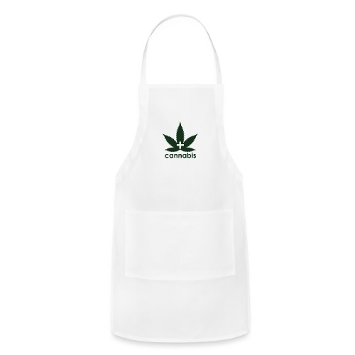 Medical Cannabis Supporter - Adjustable Apron