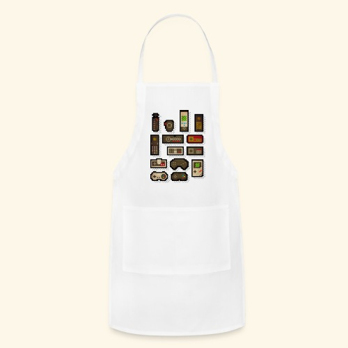pixelcontrol - Adjustable Apron