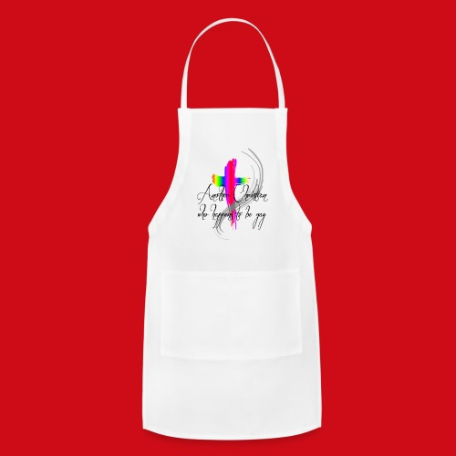 Another Gay Christian - Adjustable Apron