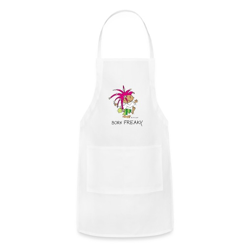 Born Freaky - Adjustable Apron