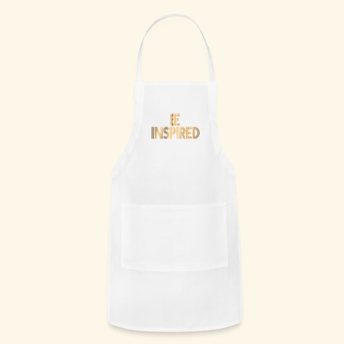 BE INSPIRED #3 - Adjustable Apron