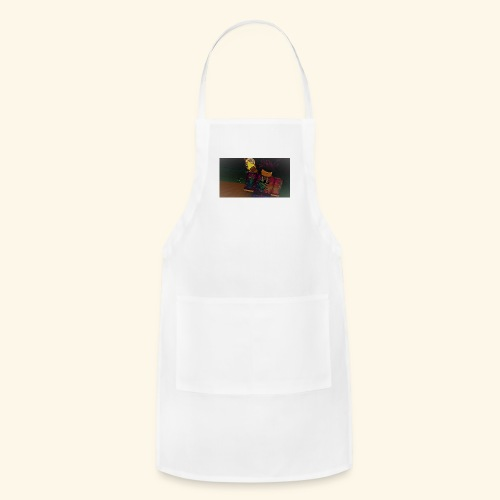 (roblox logo) - Adjustable Apron