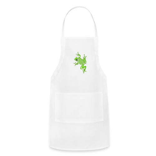 Anglo-Saxon Frog - Adjustable Apron