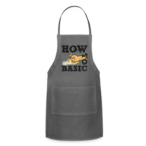 fist final01 - Adjustable Apron