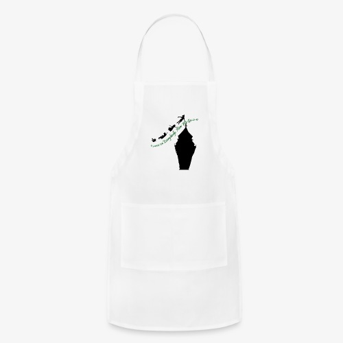 Come on Everybody, Here We Go-o-o - Adjustable Apron